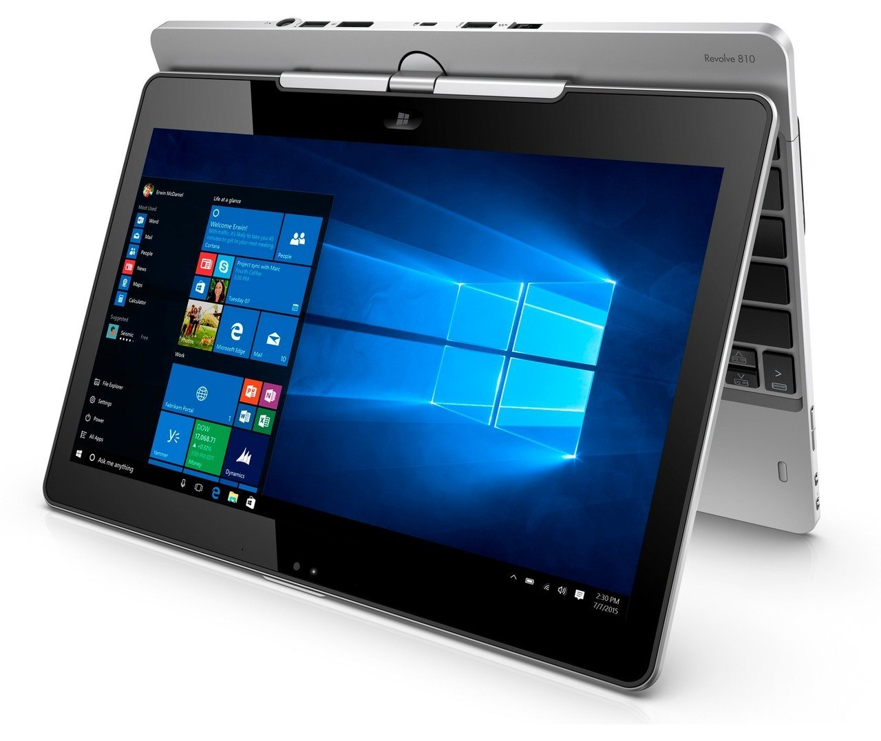 HP EliteBook Revolve 810 G3 Base Model Tablet